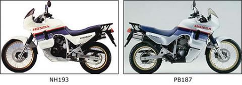 Sezione Tecnica Di Wwwtransalpit Colorazioni Modelli Dal 87 Ad